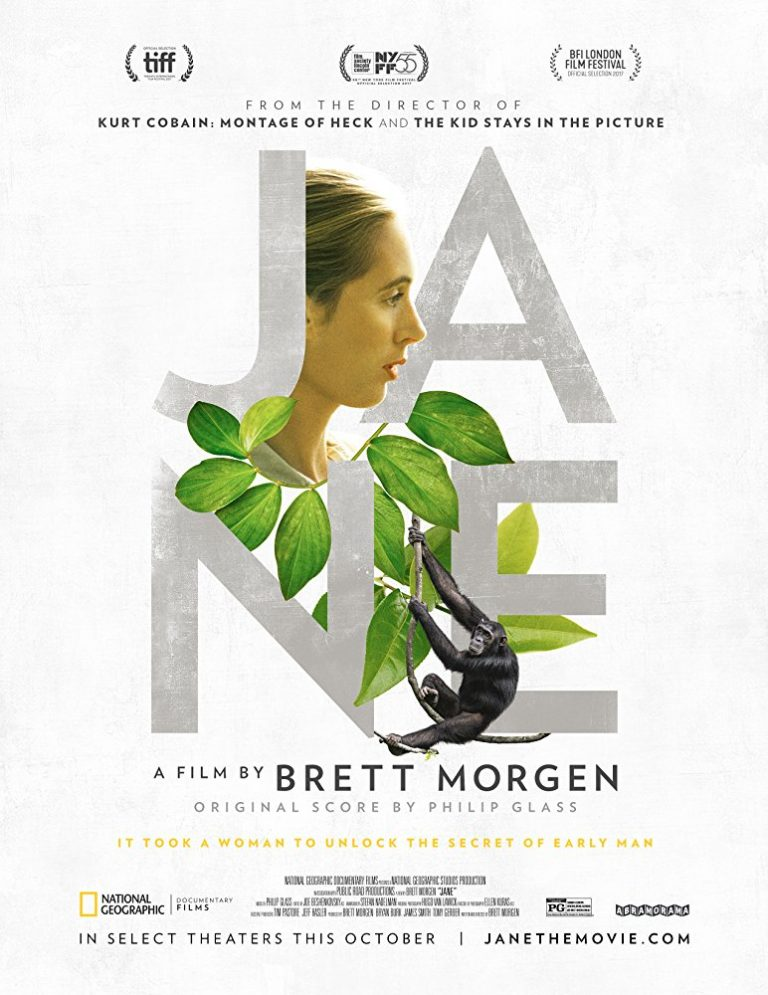 Jane Goodall movie